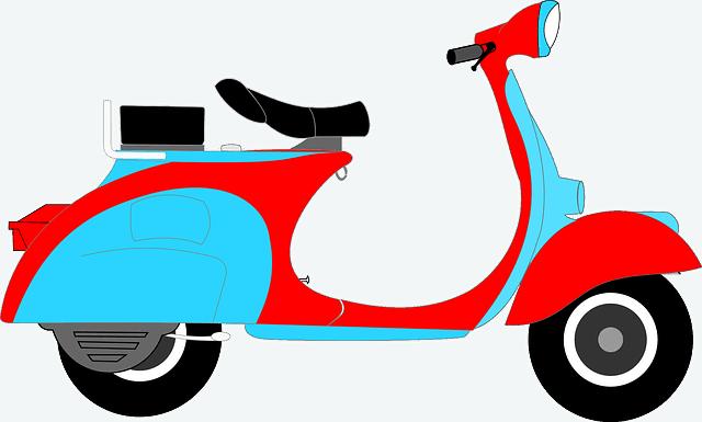 Care sunt cele mai importante piese pentru scuter?